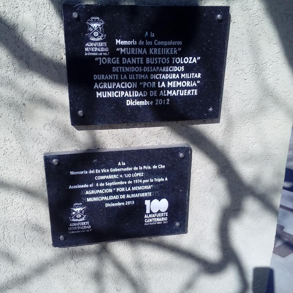 placa Atilio