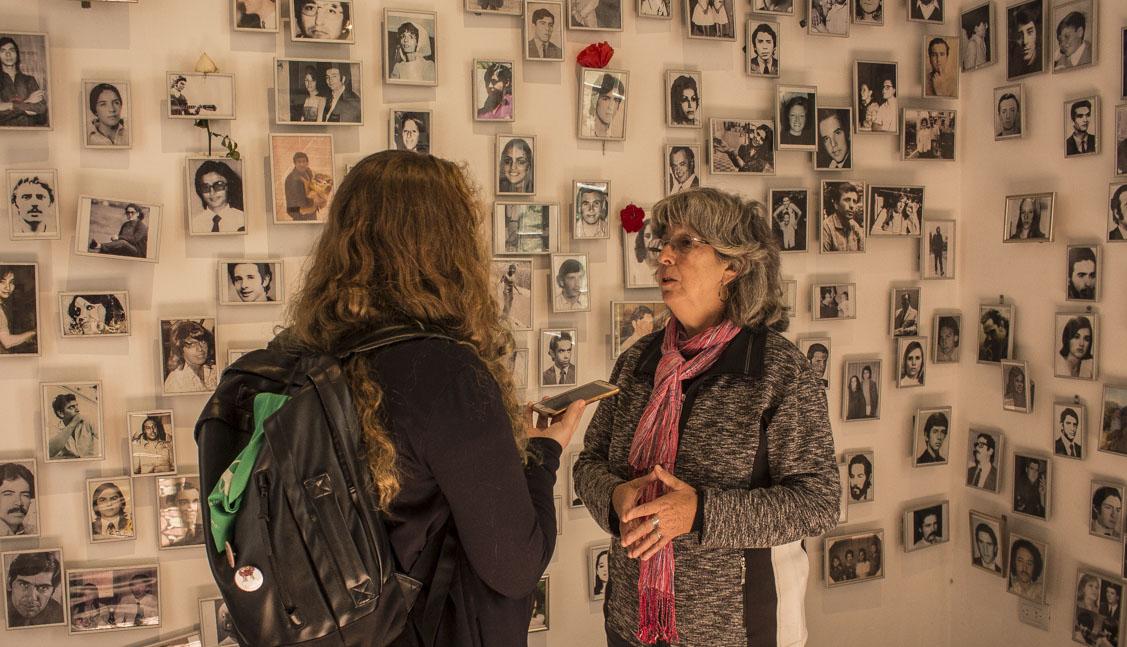 Foto para entrevista a Sara Waitman - Micaela Cristalli