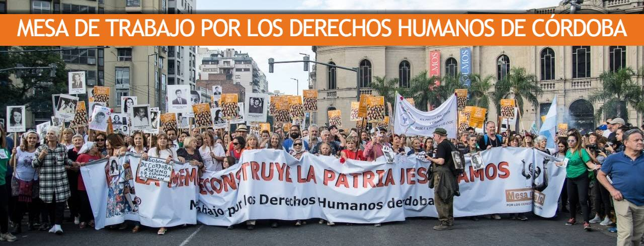 Mesa de Trabajo por los DDHH De Córdoba